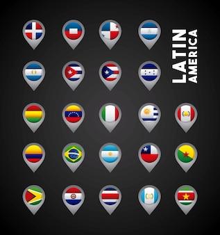 ラテンアメリカ諸国