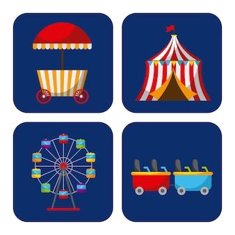 Сборный карнавальный и цирковой фестиваль