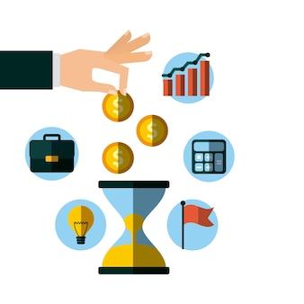 投資資金とビジネスデザイン