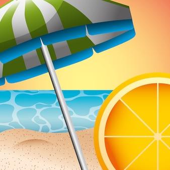 夏時間の概念