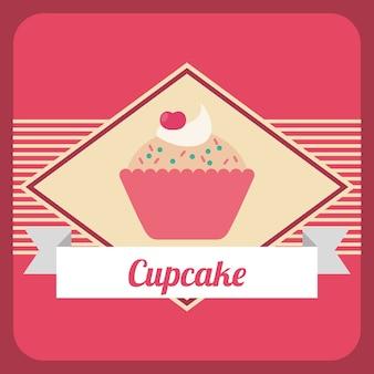 カップケーキカード