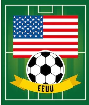 サッカーサッカースポーツ
