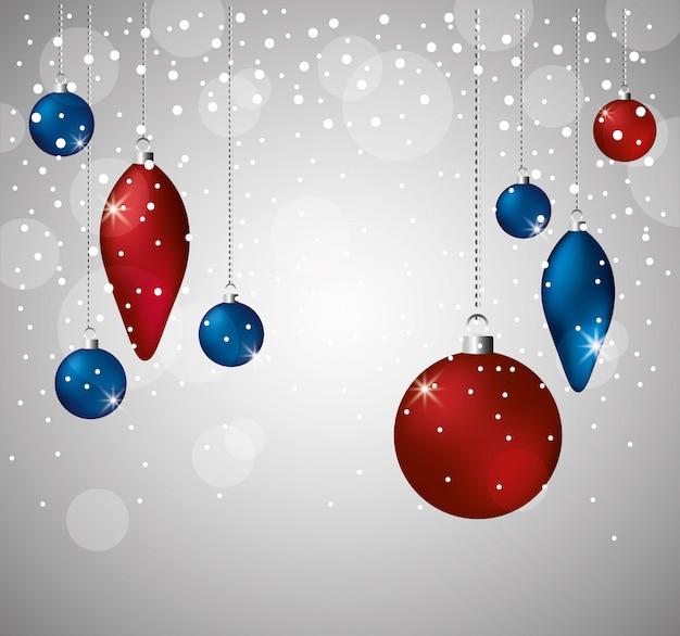 メリークリスマスカード