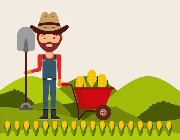 Свежие сельскохозяйственные продукты