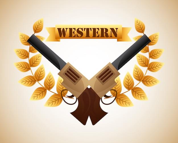 ウェスタンバナー