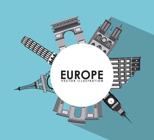 Европейский дизайн