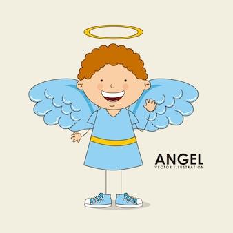 Дизайн ангела