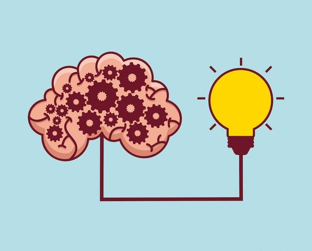 創造的な脳