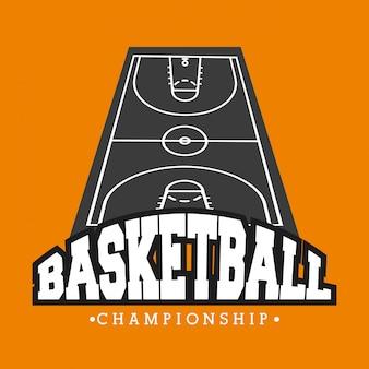バスケットボールスポーツ