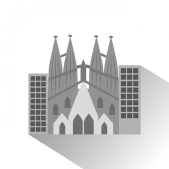 サグラダファミリアガウディ大聖堂