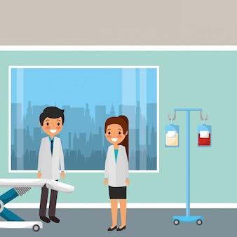 医療人漫画