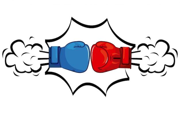 ボクシングスポーツ