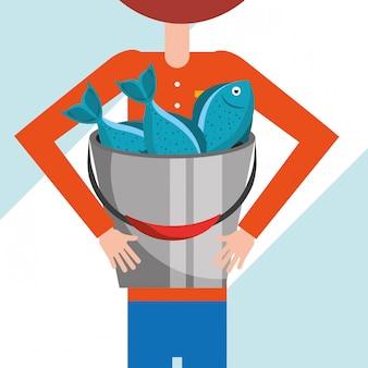 Мультфильм рыбаки