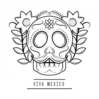 Вива мексика традиционная карта