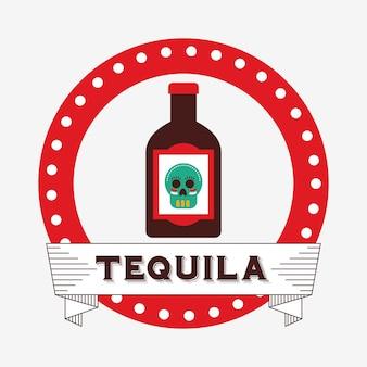 メキシコの飲み物のデザイン