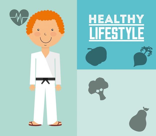健康的な生活様式