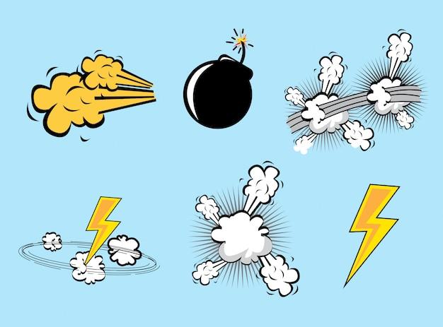 Комикс иконки