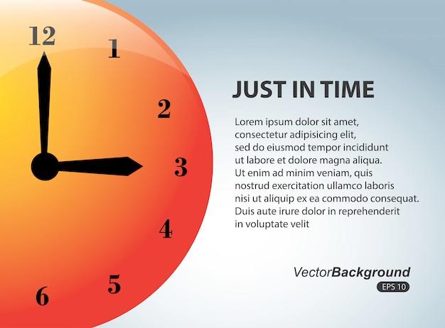 時計のデザイン