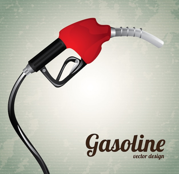 ガソリンディスペンサー