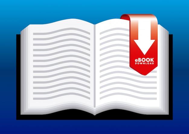 電子ブックデザイン