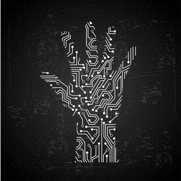 Схема рук