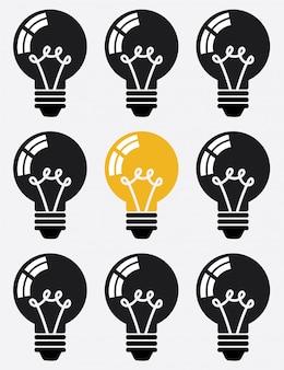 Идея лампы