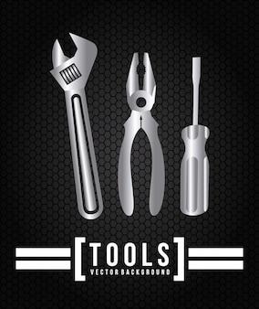 Инструменты простой элемент