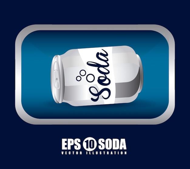 Сода простой элемент