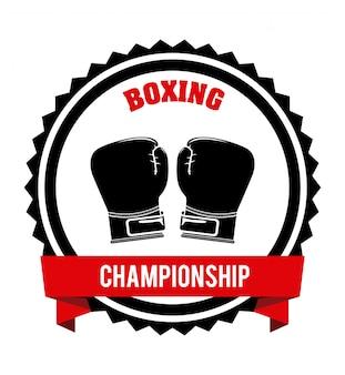 Простой элемент бокса