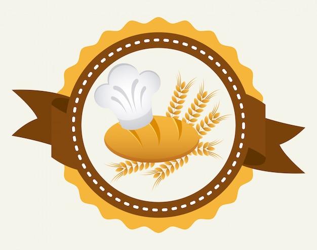 パン屋さんの単純な要素