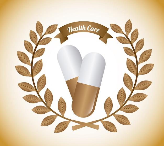 医療グラフィックデザイン
