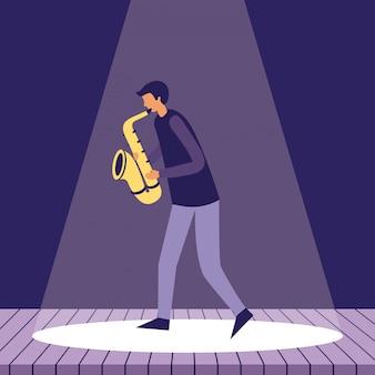 音楽人楽器