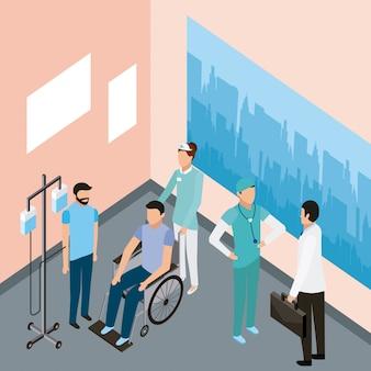医療関係者の健康