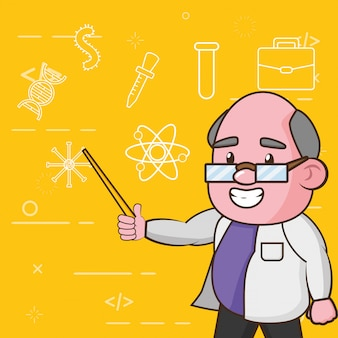 科学実験室科学
