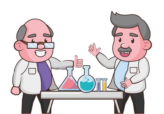 Научная лаборатория науки