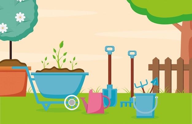 Садовая концепция