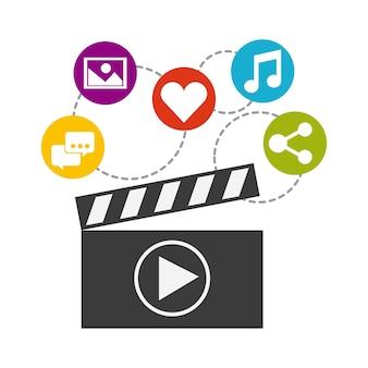 ビデオマーケティングデザイン