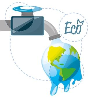 Сохранить воду для сохранения планеты