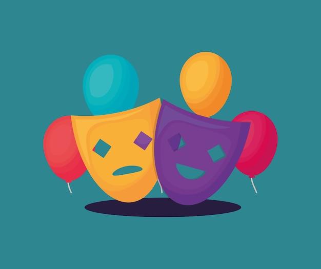 Театры макс и воздушные шары