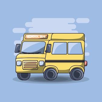 イエロースクールバス