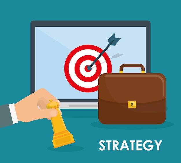 ビジネス戦略とソリューション