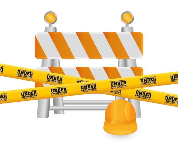 建設障壁設計中