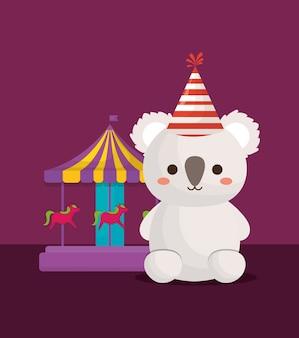Дизайн цирковых животных