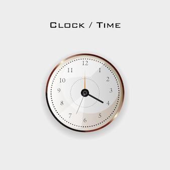 Дизайн времени и часов