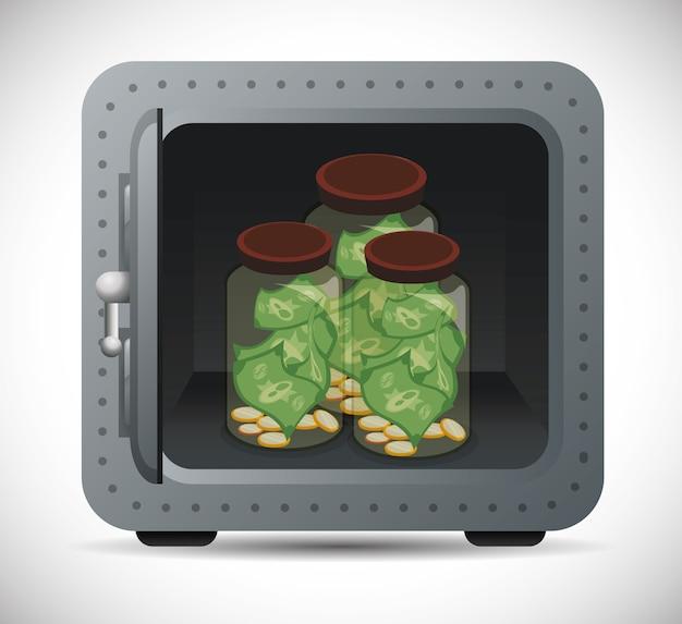 銀行とお金の節約
