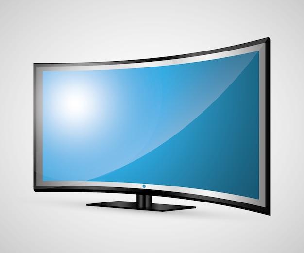 テレビ画面のアイコン