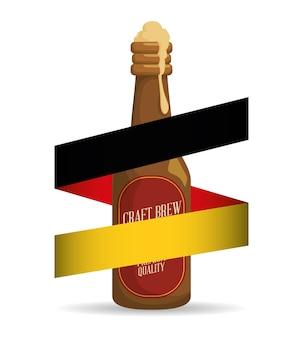 プレミアム品質のドイツビール