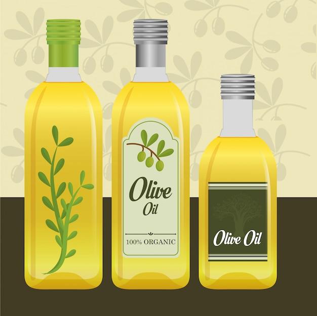 Оливковое масло дизайн