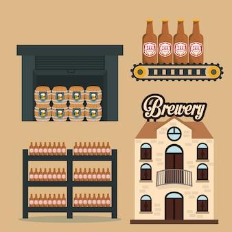 ビール業界のデザイン