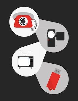 Технологии дизайна иконок